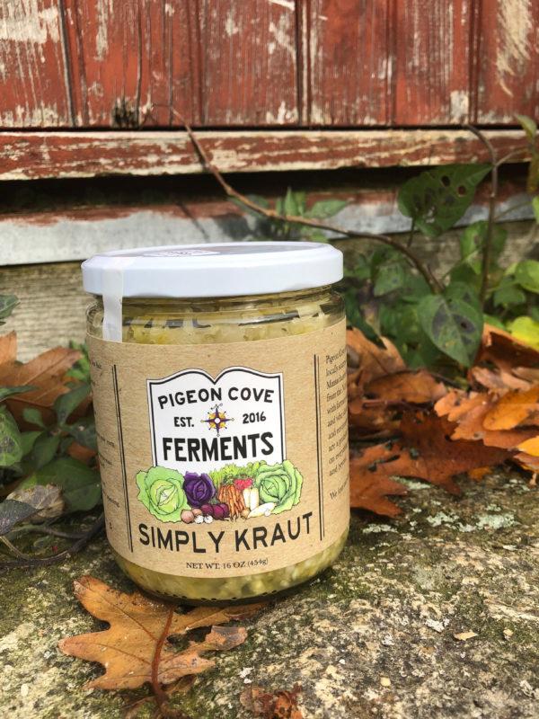 simply sauerkraut