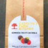 summer fruit crumble package
